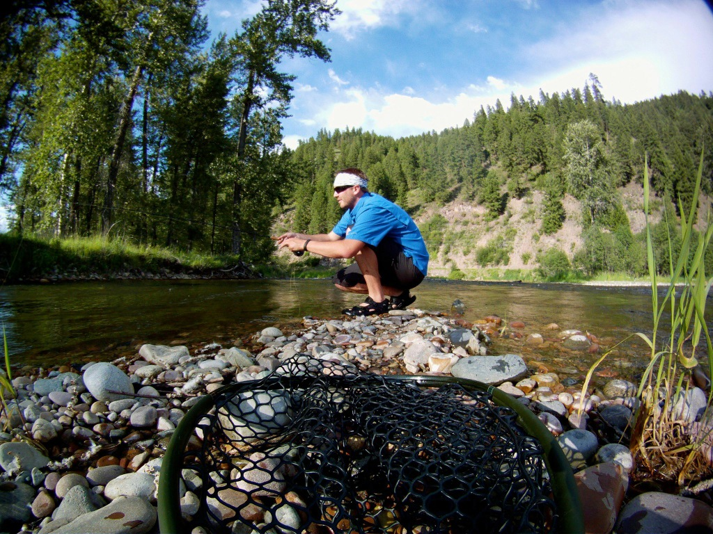 Rock Creek Fly Fishing