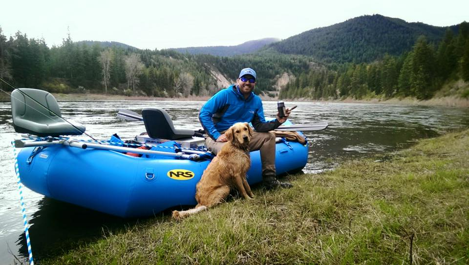 New NRS Otter 140 – Rafting season has begun
