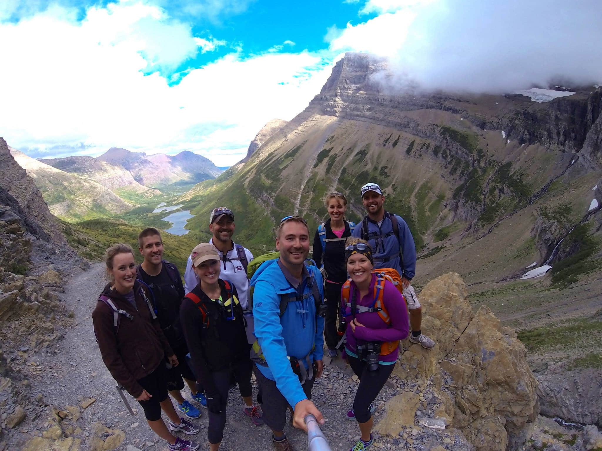 Backpacking Glacier National Park